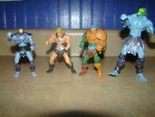Vintage He-Man MOTU Masters of the Universe McDonalds Toy Figure Lot 2003