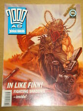 2000AD #777 BRITISH WEEKLY COMIC JUDGE DREDD *