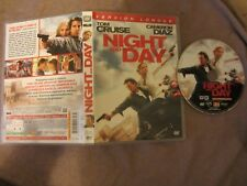 Night and day de James Mangold(Tom Cruise,Cameron Diaz),2010,DVD,Comédie/Action