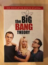 THE BIG BANG THEORY (1. Staffel – Season 1) 3-DVD Box