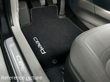 Genuine Kia Pro-Cee'd GT 2013 onwards Carpet Floor Mats - Velour - A2143ADU10