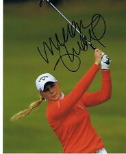 MORGAN PRESSEL signed 8x10 photo GOLF PROOF