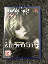 PlayStation 2 Game: Silent Hill 3 (Superb Sealed Condition) UK PAL PS2
