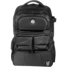 6 Pack Fitness Mach 6 Athletic Backpack - Stealth Black