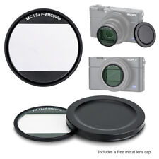 Ultra Slim Multi-Coated UV Filter Camera Lens Protector for G7X Mark II Mark III