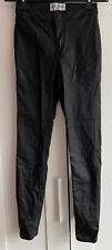 H&M high waisted super skinny jeans size 10