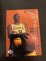 1996-97 Upper Deck #R10 Rookie Exclusives Kobe Bryant MINT Grade-Ready Invest!