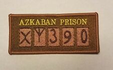 "Harry Potter Prisioner of Azkaban Prison Patch 4"" tall"
