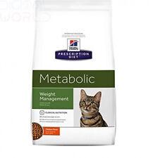 Hills Prescription Diet Metabolic Feline Cat Food, Weight Management, 4 4 KG