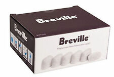 Breville Espresso Coffee Machine 6x Replacement Charcoal Water Filter Cup Brewer