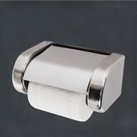 Home Wall Mounted Bathroom Dispenser Toilet Paper Roll Or Tissue Holder Premium