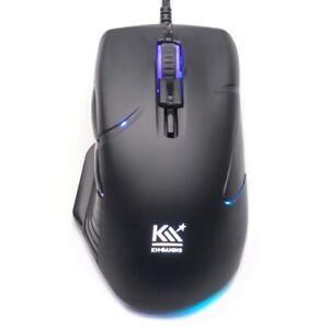 KM-Gaming K-GM5 optische HighEnd Gaming RGB Maus mit 16.000dpi * NEU