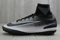 34 Nike Mercurial X Proximo II DF TF 9 10 soccer shoes Black White 831977-005