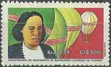 Timbre Ballons Brésil 1785 ** lot 1498