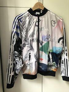 Adidas Damen Jacke Jacket Gr.36 Bomberjacke Respect ME Missy