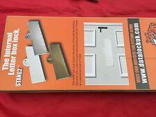DATA Lock STANG 2 interna cassetta delle lettere LUCCHETTO distoglie di tenuta