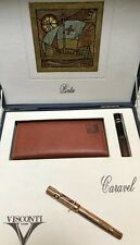 "Visconti Caravel ""La Pinta"" penna stilografica fountain pen n. 341/500 - NIB"