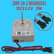 1 PC Replacement ZWF-10-2 B03081031 DC Fan Motor for Hisense Ronshen fridge Fan