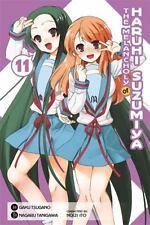 The Melancholy of Haruhi Suzumiya, Vol. 11 - manga