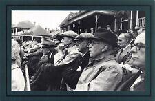 Nostalgia Postcard Men wearing Hats, Trent Bridge, Cricket, 1949 Repro Card NS55