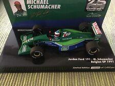 Jordan Ford 191 M. Schumacher 1:43 Minichamps 1991
