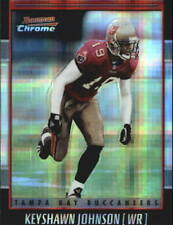 2001 Bowman Chrome Xfractors Football Card Pick
