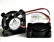 PC/CPU 12v MINI Brushless chassis VENTOLA COOLER DC VENTOLE RADIATORE VENTILATORE FAN