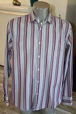 jolie chemise pastel à rayures EDEN PARK club house TAILLE XL ** ÉTAT NEUF **