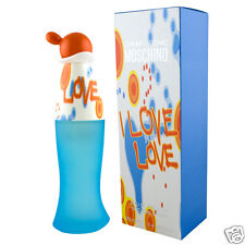 Moschino Cheap & Chic I Love Love Eau De Toilette EDT 100 ml (woman)