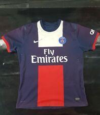 Maillot jersey maglia camiseta trikot shirt psg neymar Ronaldinho ibrahimovic M
