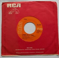 *VICKY LEANDROS Donne-moi le temps Ex->NM- FRENCH POP RARE ORIG Canada 45 Vinyl
