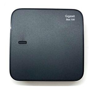 Gigaset Box 100 Universal-Basis mit Netzteil für alle DECT Mobilteile NEU!