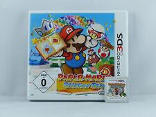 Paper Mario: Sticker Star für Nintendo 3DS/2DS - OVP - Guter Zustand