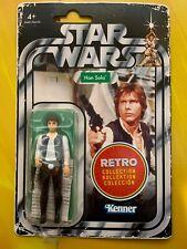 Star Wars-Le Rétro Collection-Han Solo