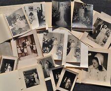 Photos et album de Mariage des années 1930 à 1950'