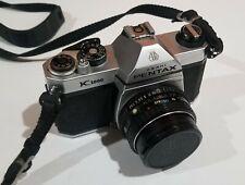Pentax K1000 35mm Slr Film Camera