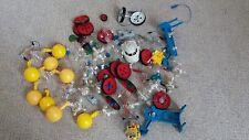 Five Capsela Motorized Toy Sets #175, #200, #204, #400 & Robomaster