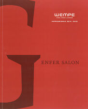 Uhrenkatalog Wempe Genfer Salon 2014 2015 Dupont Vacheron Constantin IWC Cartier