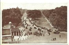 "OLD POSTCARD OF - ROTTEN ROW, HYDE PARK, LONDON - ""PHOTO BROWN"" - VALENTINES"