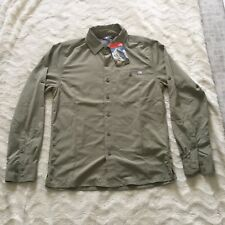 The North Face Men's LS Henley Shirt. (UK Small) (T92TW2V1T)
