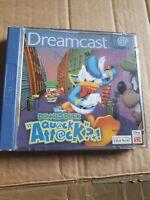 Disney Donald Duck Quack Attack -- Sega Dreamcast -- UK Seller --