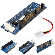 40-Pin IDE Female To SATA 7 15Pin 22-Pin Male adapter PATA TO SATA Card