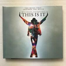 michael jackson this it is cd C6