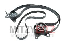 TIMING BELT & TENSIONERS for MITSUBISHI PAJERO SHOGUN 2.5 4D56 MK1 MK2 1984-1993