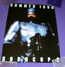 Robocop 2 Promotional One-Sheet Movie Poster (1990) 16 in. x 20 in. - Unused