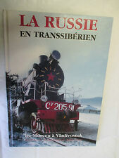 """Somavilla & Leloup """"La Russie en Transsibérien de Moscou à Vladivostok"""" / 2001"""