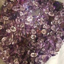 50 CARATS PURPLE Amethyst Lot Gemstones FROM Wholesale LIQUIDATION!