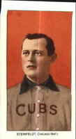 1909-11 T206 Reprint Baseball Card #466 Harry Steinfeldt/Portrait