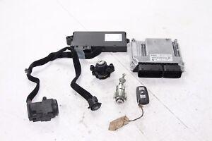 BMW 5 SERIES 2008 520d E60 LCI  MANUAL ENGINE ECU KIT 0281015043  7811700