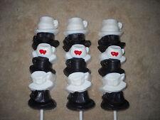 1Chocolate alice in wonderland multicolor Tea Stacked Teacups Lollipops Lollipop